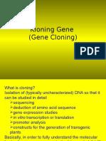 Kloning Gene