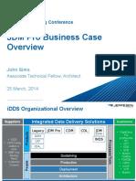Business Case Presentation Boeing Jeppesen JDM