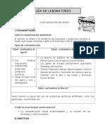 Guia de Laboratorio de la sesion de Contaminacion