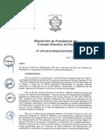 Resolución 72 2016 Sineace Cdah p