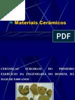materiais cerâmicos