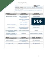 Proceso de Logistica - Envio Paqueteria