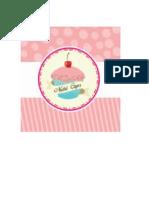 Reporte Cupcake Nutritivo.