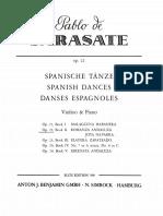 Sarasate - Romanza Andaluza