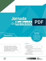 Jornada de Reflexion 2015 Secundaria
