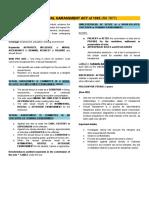 Personal Reviewer in Social Legislation 2013