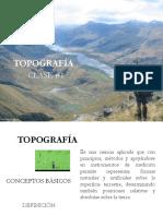 Conceptos Básicos de Topografia