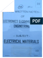 10.Electrical Material