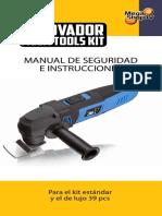 Manual Renovator Web