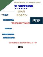 Monografia de Computacion