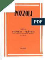 Pozzolli - Ditado Melódico