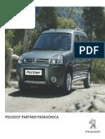 Partner Patagonica HDI 1.6 VTC Plus
