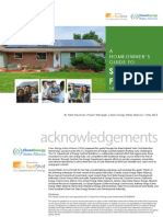 Homeowners Guide to Solar Financing