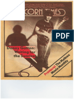 Unicorn Times - Danny Gatton