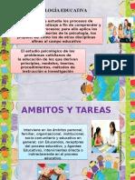 Ps8icologia Clinica educativa