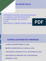 Presentazione Musolino