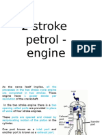 2 Stroke Engines