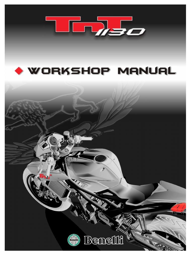 benelli tnt 1130 service manual en pdf transmission mechanics rh scribd com benelli tnt 300 workshop manual benelli tornado 650 service manual