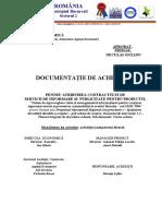 Procedura Detaliata Achizitie Directa - Model
