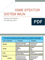 Kuliah 1. Effector Mechanism - Versi Ringkas 2013
