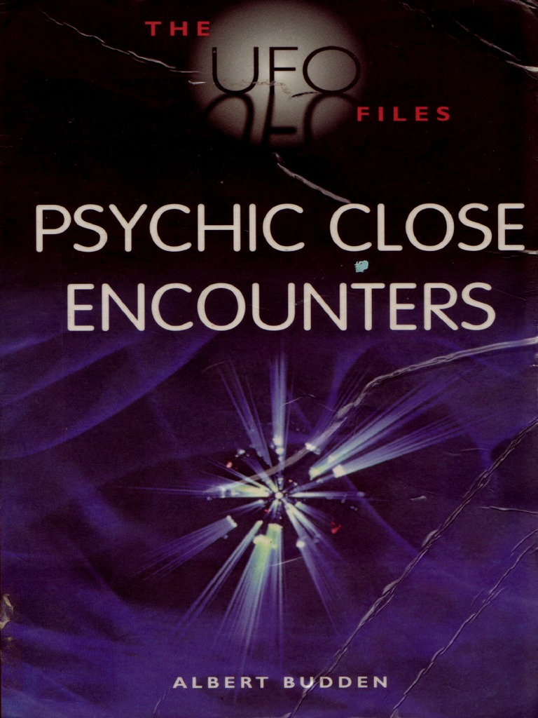 Psychic-Close-Encounters-by-Albert-Budden pdf | Nature