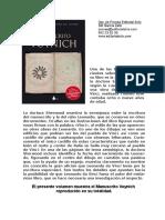 Dossier Completo Voynich