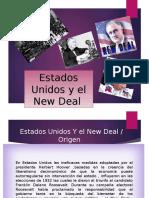 Estados Unidos y el New Deal