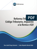 2016 Reforma Tributaria