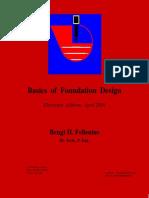 361 Red Book - Basics of Foundation Design