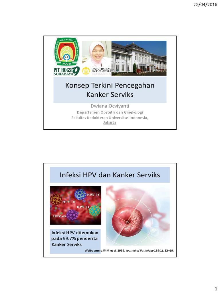 Pencegahan Kanker Serviks | Cervical Cancer | Immunology