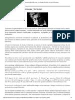 Para Acabar Con La Masacre Del Cuerpo, Félix Guattari _ Periódico Anárquico El Amanecer