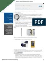 Masstech - Calibración de Instrumentos Para Medir Temperatura