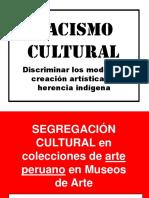 Racismo Cultural en El Mundo Del Arte