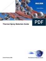 Sulzer Metco_Thermal Spray Materials Guide