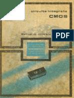 Circuite Integrate CMOS - Manual de Utilizare