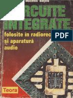 Circuite Integrate Din Aparatura Radio Si Audio - Vol.1