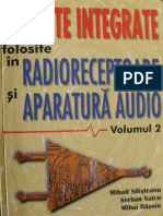 Circuite Integrate Din Aparatura Radio Si Audio - Vol.2