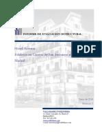 l550 Hotel Asturias Nforme Evaluacion Estructural Rev0