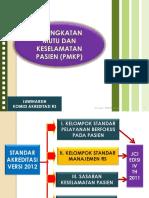171836794 3 Peningkatan Mutu Keselamatan Pasien PMKP Pptx