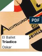 Investigación Teatro Bauhaus