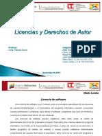 Exposicion de Formacion Critica sobre Derechos de Autor
