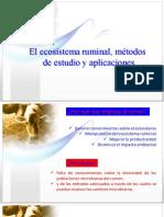 El ecosistema ruminal, métodos  de estudio y aplicaciones  Rumen