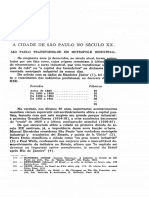 P Petrone - Revista de História, 1955