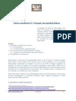 Centro e Periferias -3 – Portugal, Uma Periferia Ibérica