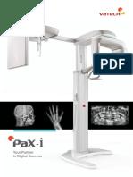 Equipo Rayos X, Especificaciones