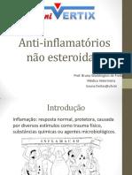 AULA 12 - Antiinflamatórios Não-Esteroidais
