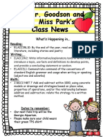 tps newsletter week 2 2ndgrade
