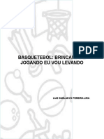Jogos e Brincadeiras Ludicas Para o Ensino Do Basquete - Luiz Suelanyo