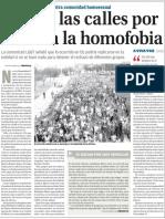 19-06-16 Toman las calles por un no a la homofobia