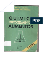 Química Do Processamento de Alimentos- Bobbio & Bobbio-3ª Ed (2001)